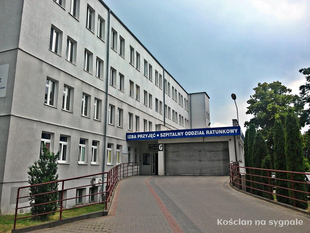 Informacje dla Pacjentów kościańskiego szpitala