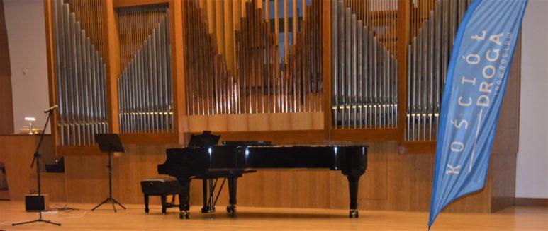 Fotorelacja z Koncertu Organowego