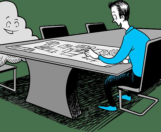 Hibridni Oblak obećava optimalno okruženje za sve Aplikacije i to bez muke za administratora