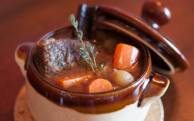 Hot and Sweet Pot Roast