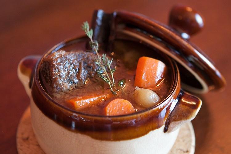 Hot and Sweet Pot Roast