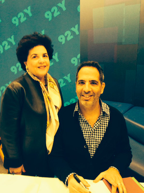 Ottolenghi Interviewed by Jane Kramer