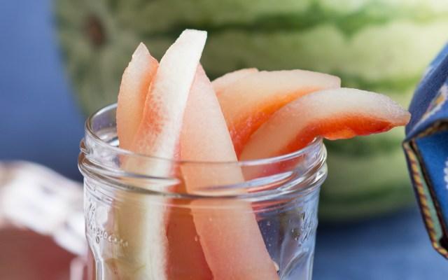 Watermelon Pickles