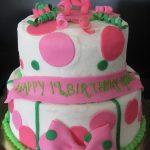 Fun Girl Cake 1
