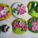 Shavuot Nature Cookies