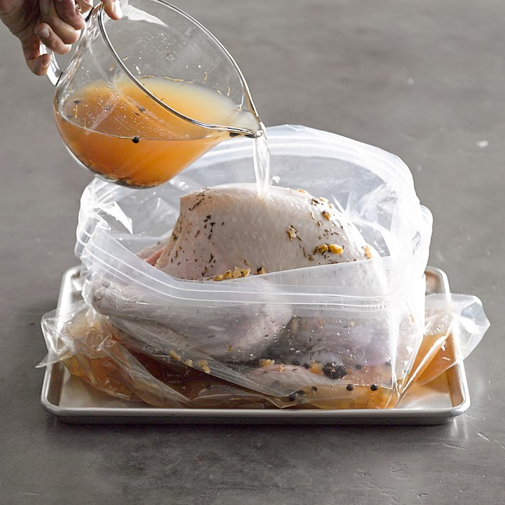 The Perfect Brine For Turkey, Chicken And Meat