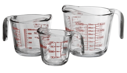 Image result for measuring glasses