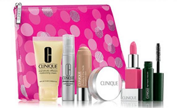 clinique gift bag