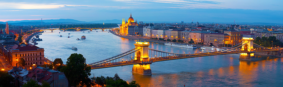KRC's Fun Danube River Facts