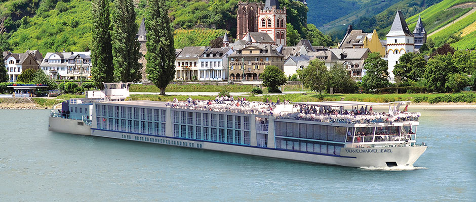 RHINE RIVER CRUISE 2019