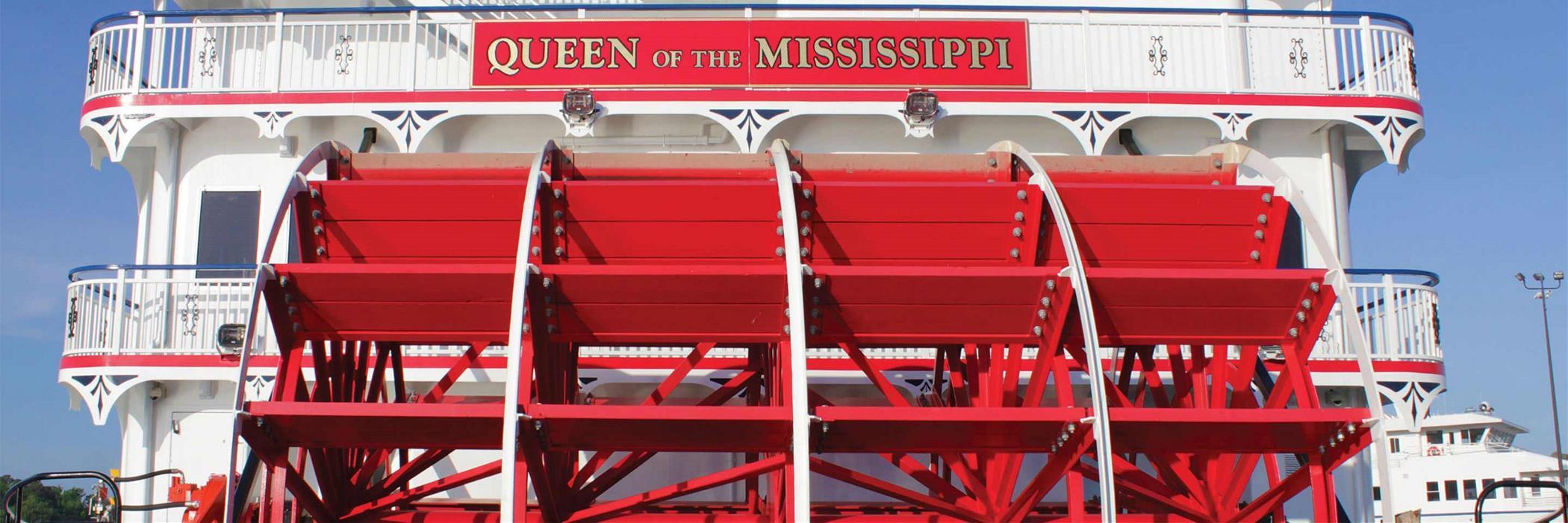 Mississippi River Cruise 2020