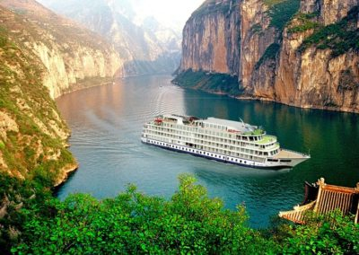 YANGTZE - China