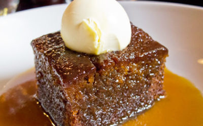 Date Pudding Cake