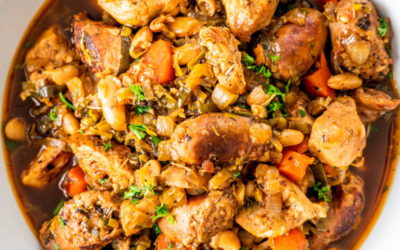 A Hearty Kosher Cassoulet Recipe