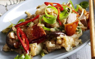 Chinese Risotto