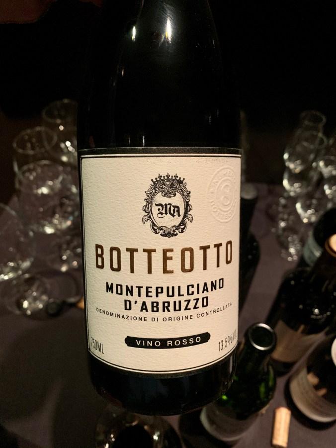 2018 Botteotto, Montepulciano D'Abruzzo