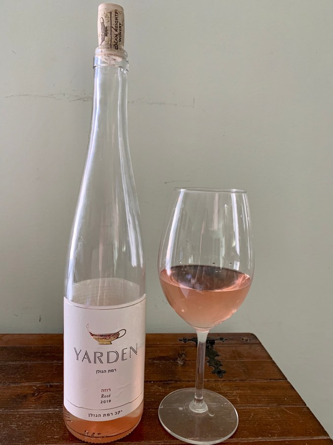 2019 Golan Heights Winery Yarden Rose
