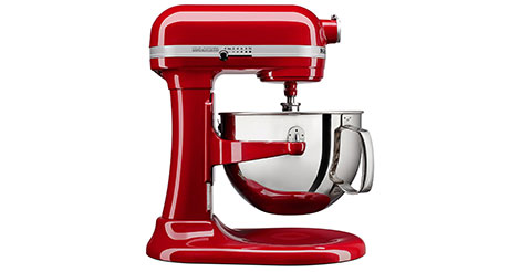 Deal on Kitchenaid Mixer & Bosch Mixer