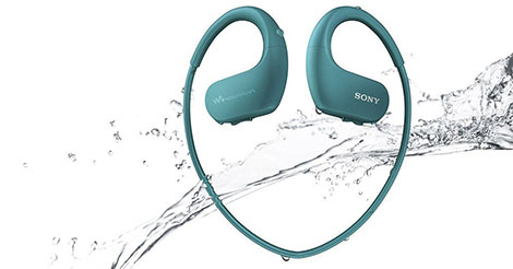 Sony Water-proof Headphones