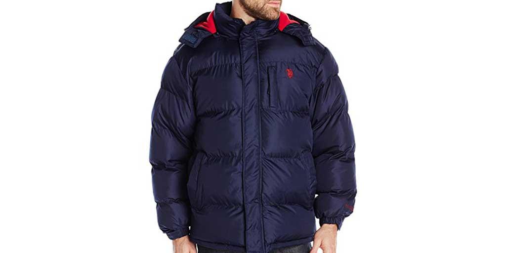 Men's Polo Jacket on Sale