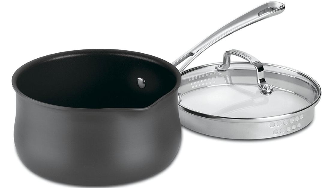 Cuisinart 2-Quart Anodized Saucepan