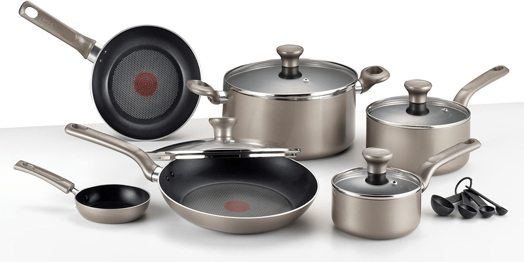 Hot Deal on these T-Fal Non-Stick & Dishwasher Safe Pots