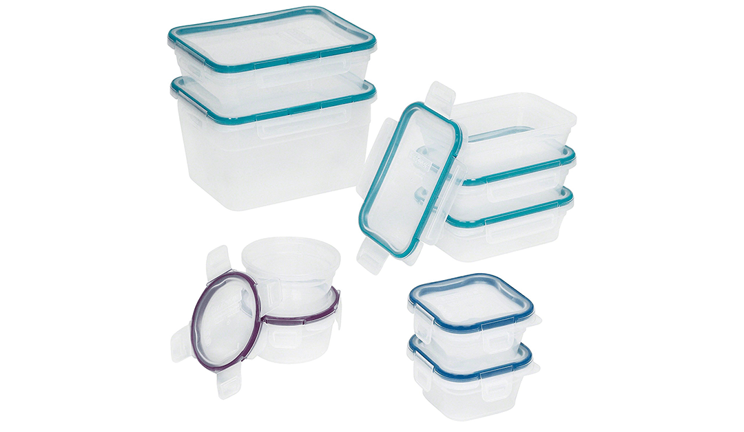 Good Deal: 18-Piece Snapware