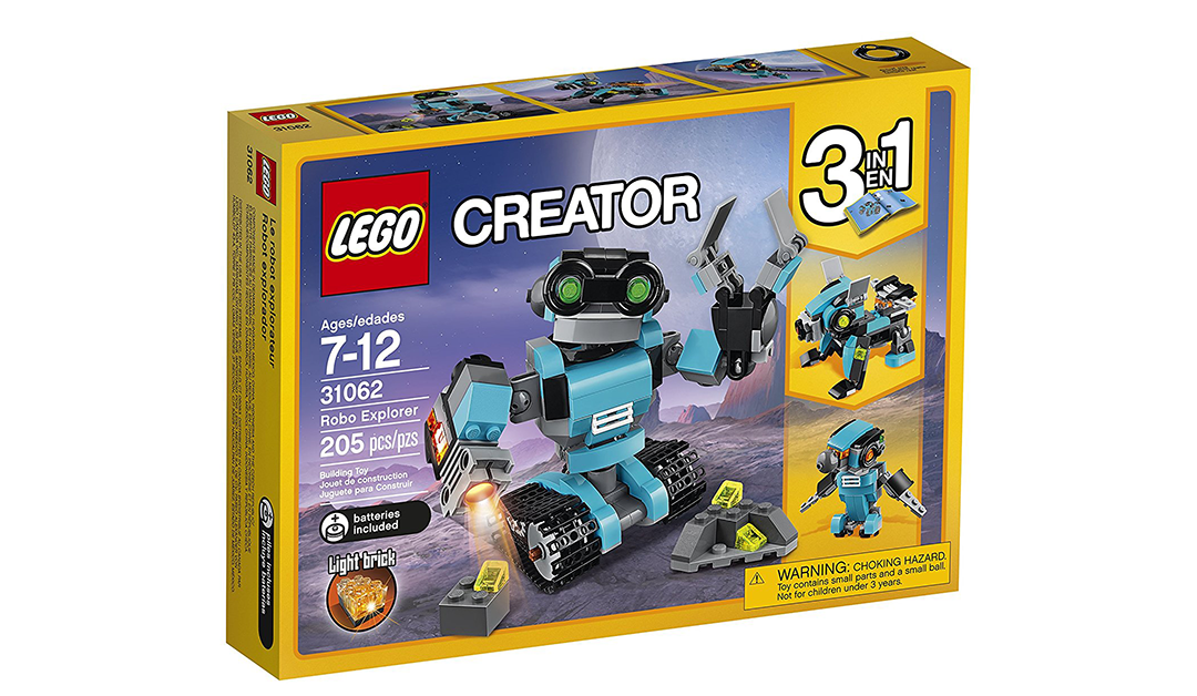 Amazon BEST PRICE: Lego Creator Robot
