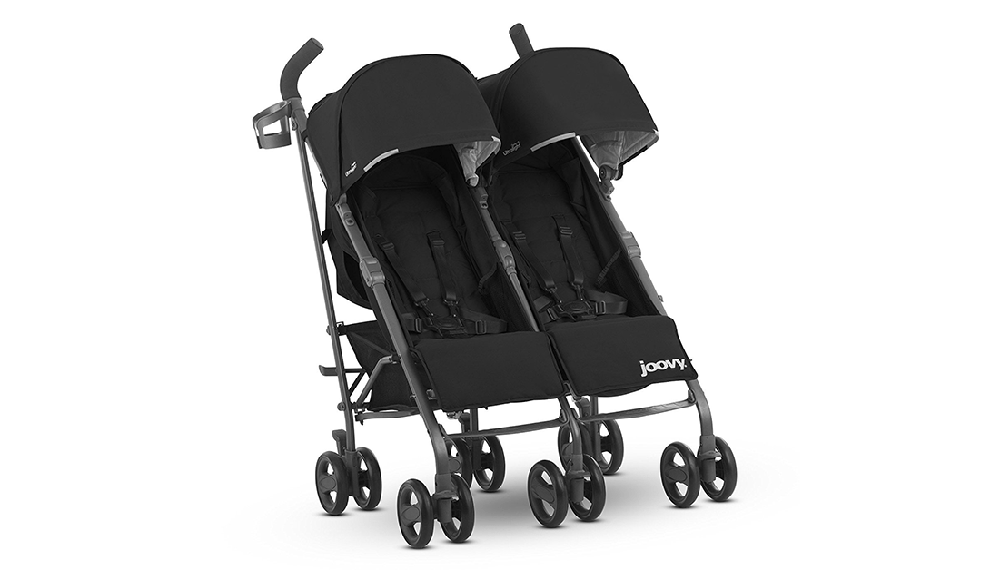 Amazon BEST PRICE: Joovy Twin Umbrella Stroller