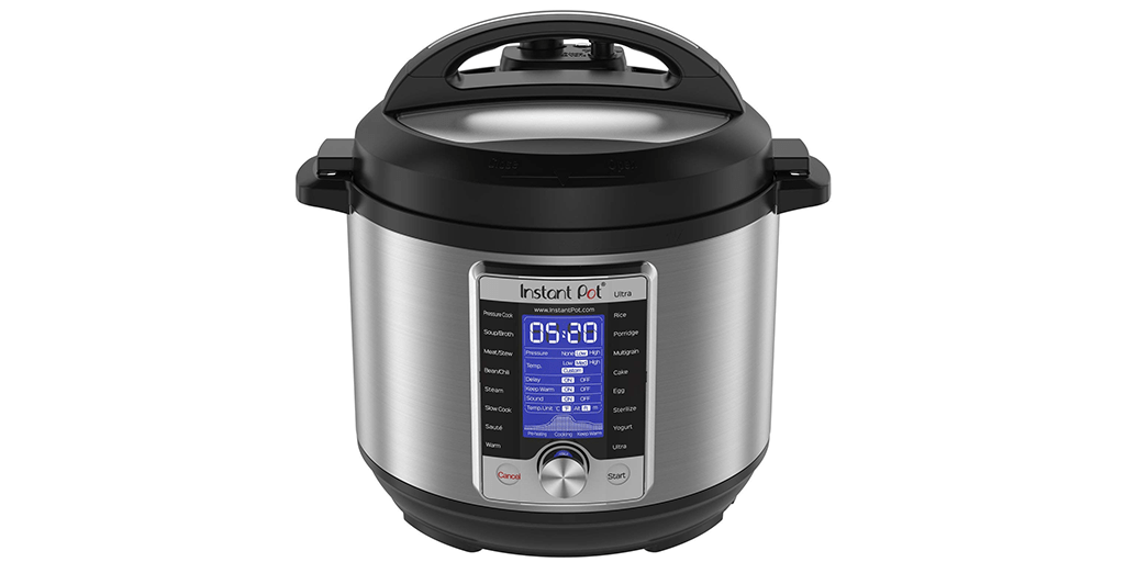 Amazon DEAL: 6qt 10-in-1 Multi-Use Instant Pot Ultra