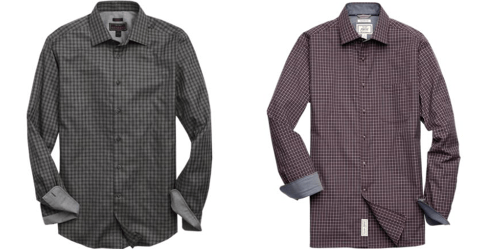 Jos A Bank CLEARANCE Sale: Men's Dress Shirts