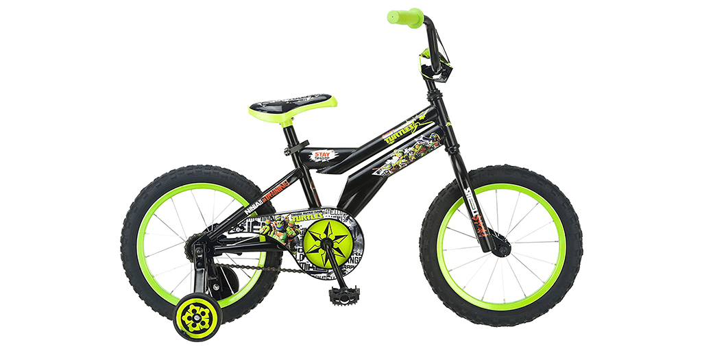 Amazon | BEST PRICE: Boys' Teenage Mutant Ninja Turtles Bike