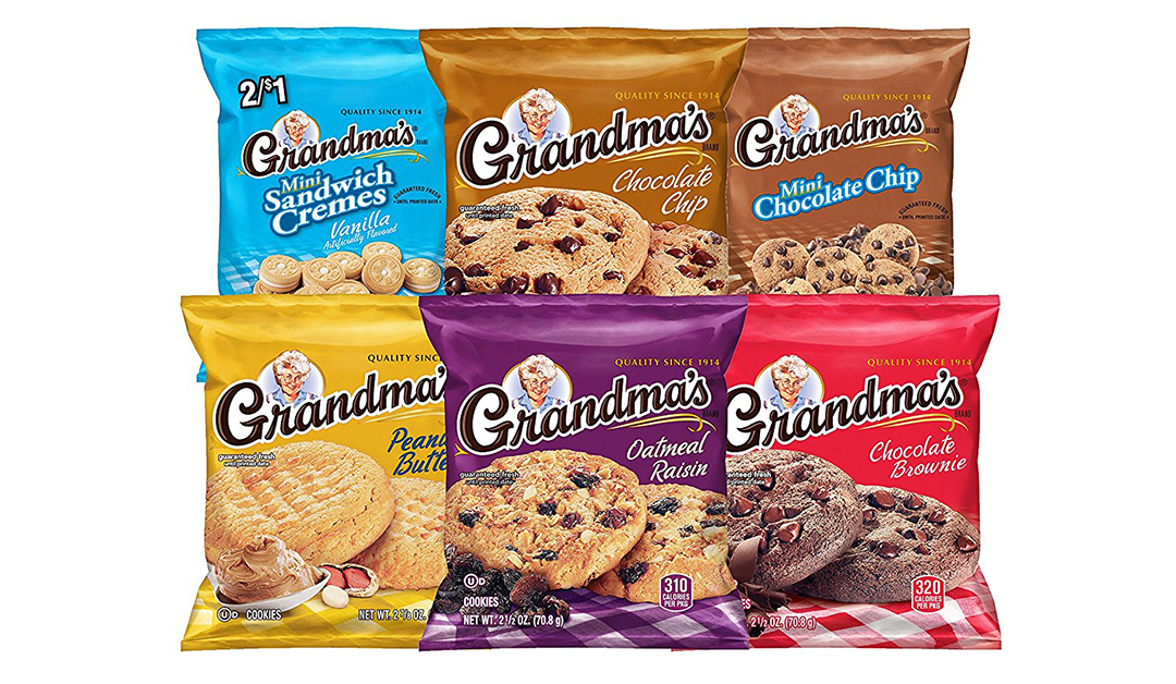 Amazon COUPON + SUBSCRIBE & SAVE: Grandma's Cookies