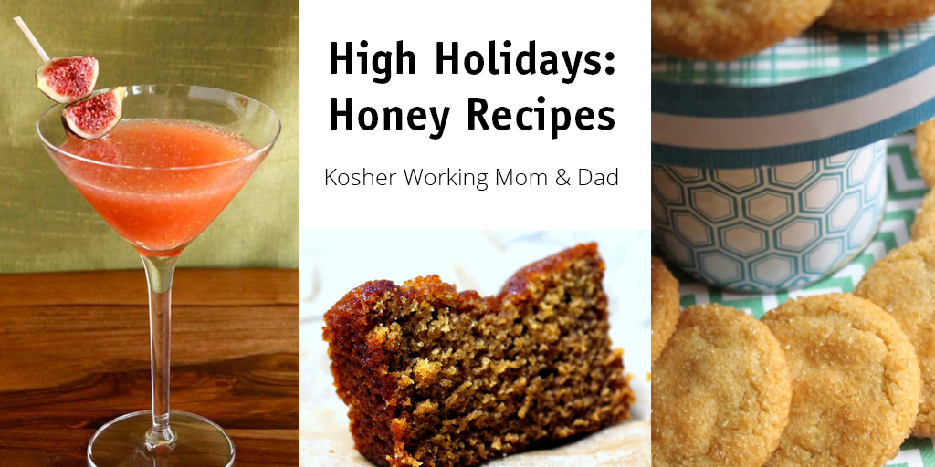 Holiday Menu Planning: Honey Recipes