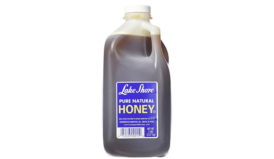 Amazon BEST PRICE SUBSCRIBE & SAVE: 5lb Honey
