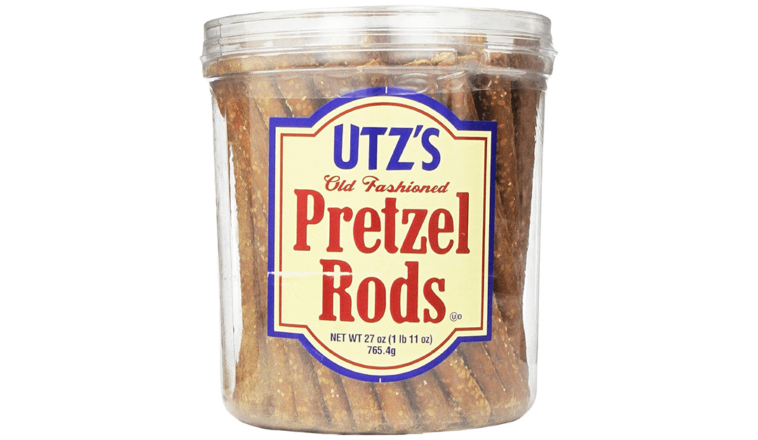 Amazon | BEST PRICE: UTZ Pretzel Rods