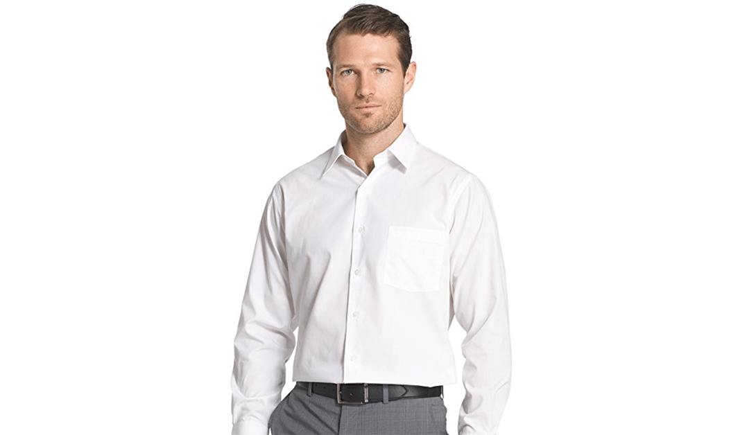 Amazon | GREAT DEALS: Van Heusen Dress Shirts & Pants