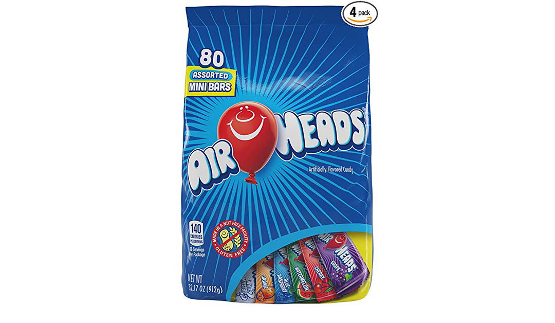 Amazon | GOOD DEAL + COUPON + SUBSCRIBE & SAVE: AirHeads