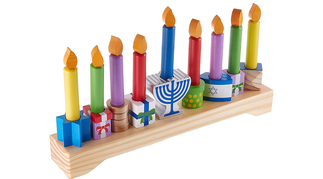 Amazon | BEST PRICE: Kid-Kraft Menorah