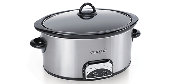 Amazon | BEST PRICE: 6 Qt Smart Crock Pot