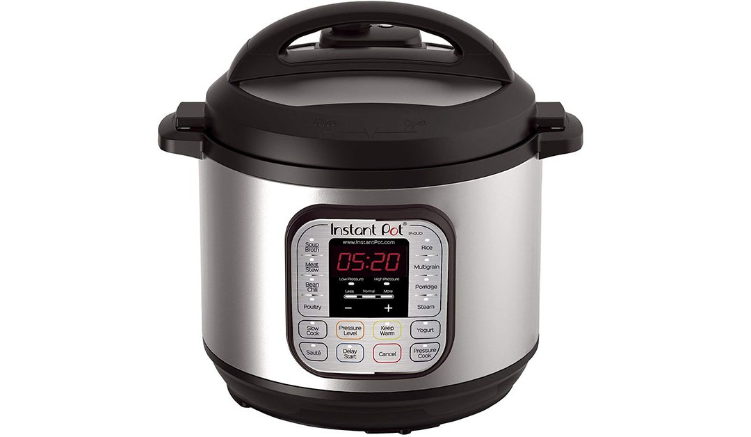 Amazon | GREAT DEAL + COUPON: Instant Pot DUO80 8 Qt 7-in-1 Multi- Use Programmable Pressure Cooker, Slow Cooker, Rice Cooker, Steamer, Sauté, Yogurt Maker and Warmer