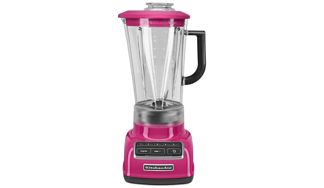Amazon | BEST PRICE: Kitchen Aid 5-Speed Diamond Blender
