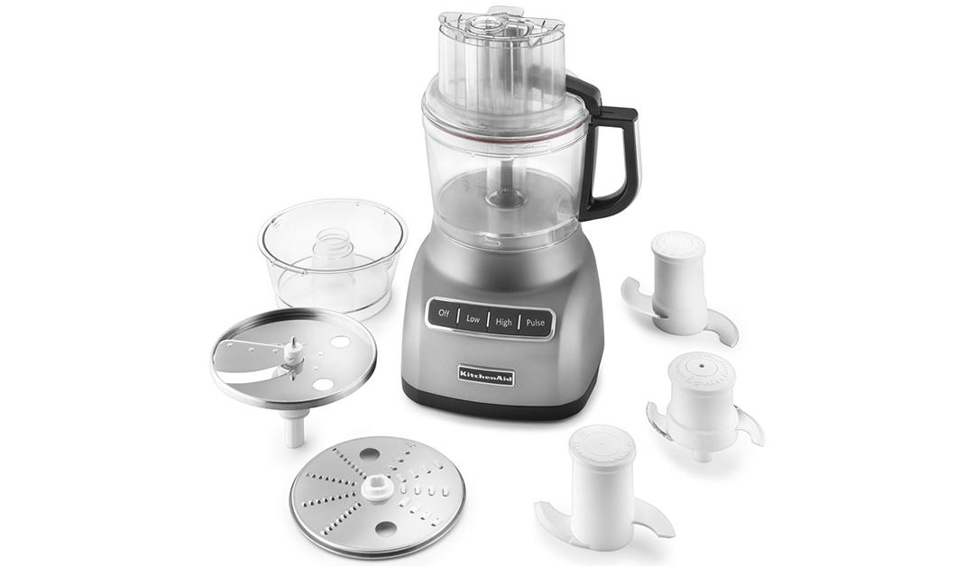 Amazon | BEST PRICE: KitchenAid 9-cup Food Processor