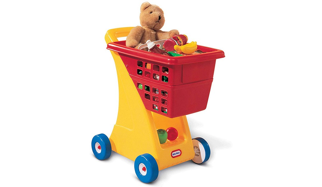 Amazon | BEST PRICE: Little Tikes Shopping Cart