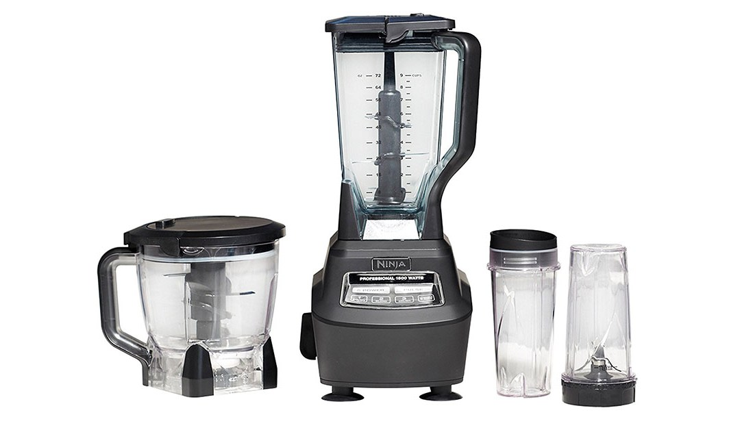 Amazon | BEST PRICE: Ninja BL770 Kitchen Blender System with 8-Cup Food Processor, Black