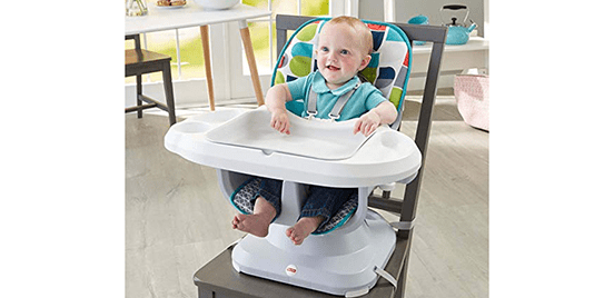 Amazon | BEST PRICE: Fisher Price Space Save High Chair