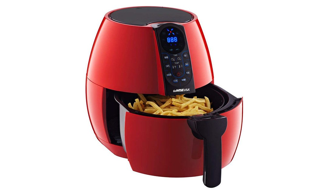 Amazon | BEST PRICE: GoWISE 3.7 Quart Air Fryer
