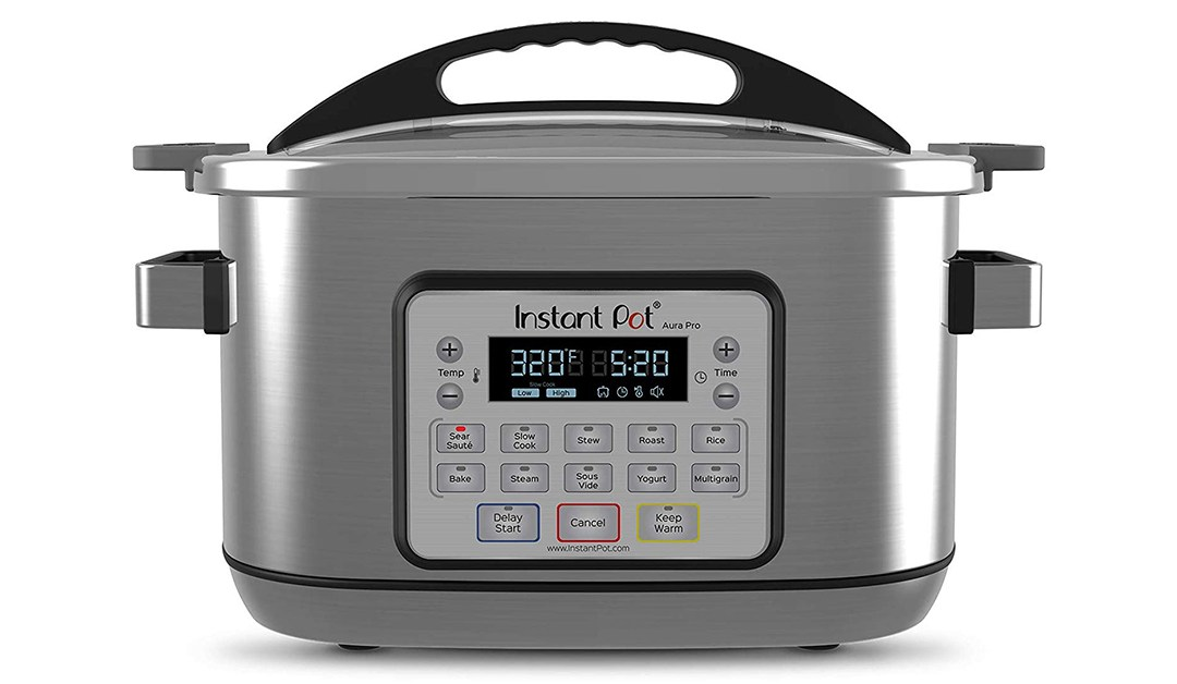 Amazon | BEST PRICE: Instant Pot 8 QT Aura Pro Multi Cooker