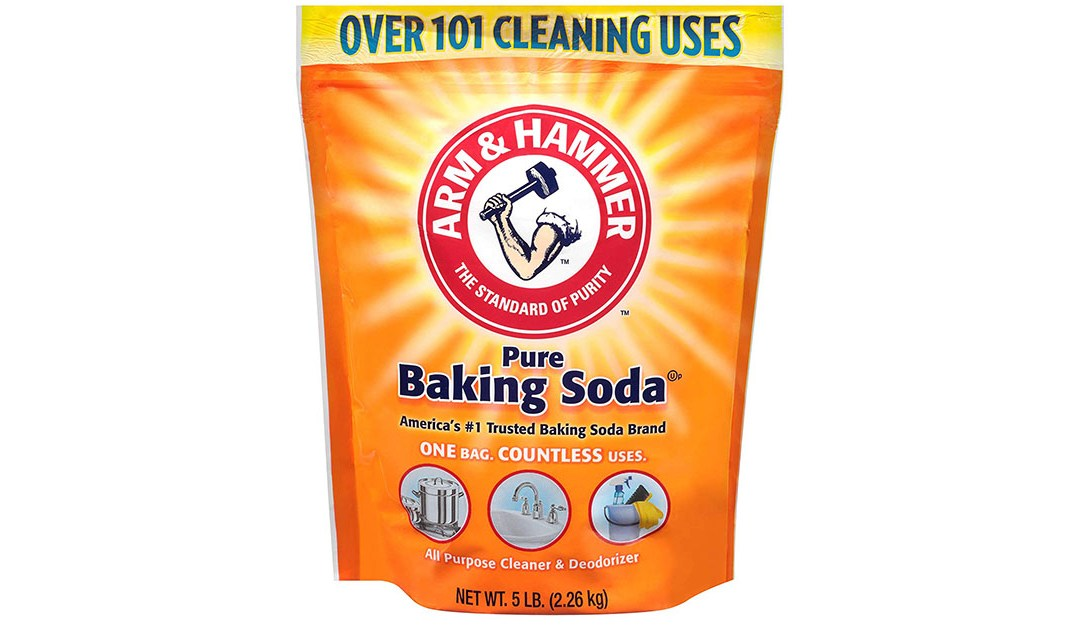 Amazon | GOOD DEAL + SUBSCRIBE & SAVE + COUPON: Arm & Hammer Baking Soda, 5 LBS