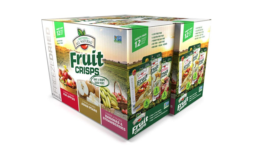 Amazon | BEST PRICE: Fruit Crisps